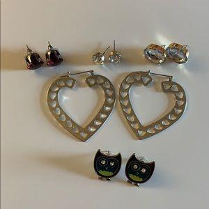 Jewelry - Fashion Earrings Lot
